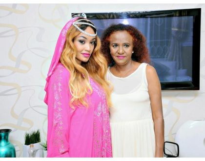 Zari Hassan eulogizes her mother in a heartfelt tribute