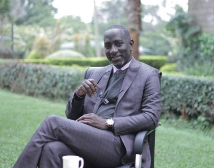 Kula Neno! Burale shares marriage tips 6 years after his went to the dogs
