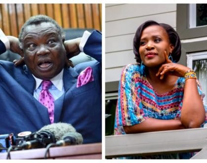 """""""Kilobi does not know how Atwoli got the money"""" Atwoli's estranged wife calls out KTN anchor for reaping what she has not worked for"""