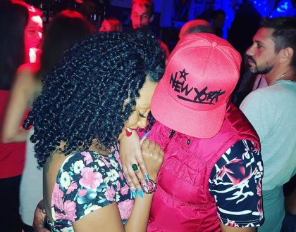 That's my husband! Kenyans uncover the 'married' man Amber Ray has been posting on social media
