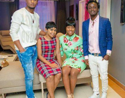 Singer Bahati and wife Diana Marua nominated for top award