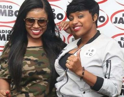 P unit Nyinyi Aki!! Vera Sidika reveals how fame made her a school dropout