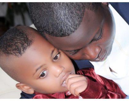 Zari Hassan's son Quincy pens heartfelt letter to his late father Ivan Ssemwanga