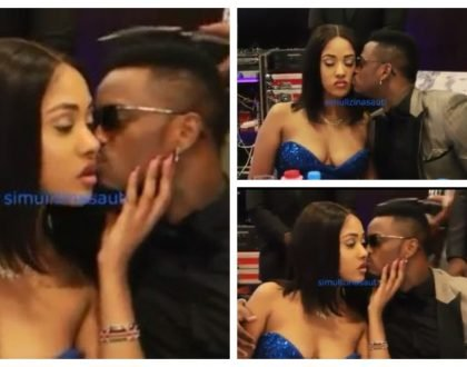 Tanasha denies relatives are pushing Diamond to marry her before knocking her up