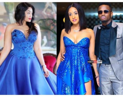 Zari sends cryptic message to Tanasha during Valentines Day: You can't change him