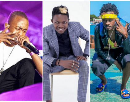 Bahati finally addresses rumors that his record label is crushing down:it's more of a ministry because it doesn't make money from the artistes