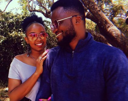 ¨Love doesn´t cost a thing¨ Popular Kenyan hitmaker goes down on one knee in tear-filled proposal
