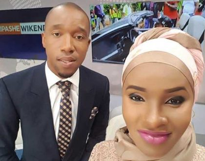 ¨Love you baba Jibby, Iffy, Kikky¨ Citizen TV´s Lulu Hassan adores father to her 3 adorable boys, on his birthday