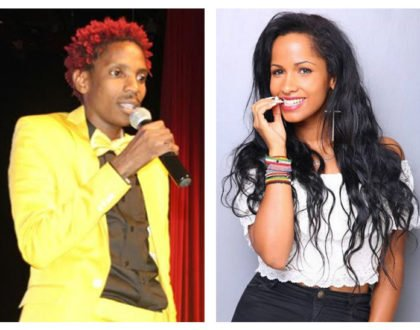 Did Eric Omondi really break up with his fiancee or it's another desperate cry for attention?