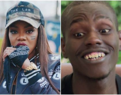 British rapper Lady Leshurr claims former Nairobi Dairies star Trapking tried to con her