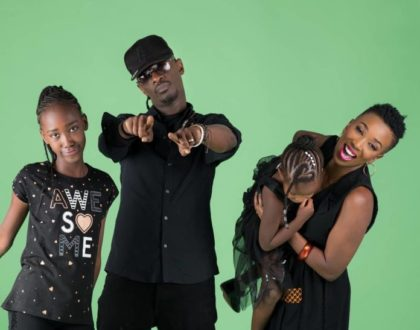 Tumiso´s Ksh 20,000 award sees parents, Wahu and Nameless endeavor to open her a bank account