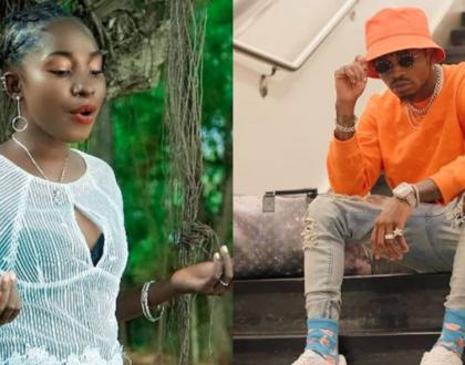 """""""Nampenda Nasibu…siwezi kumchukia"""" Diamond's ex, Hawa Ntarejea confesses"""