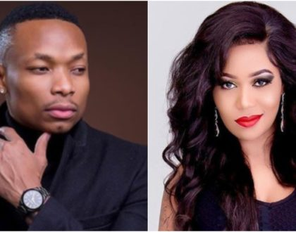 Otile Brown exposes Vera Sidika for using and dumping him (Video)