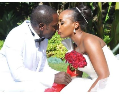 Flashback Friday! Amazing photos from Teacher Wanjiku's wedding
