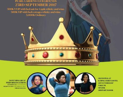 Miss Tourism Uganda 2017 Queens Officially Unveiled