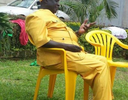 Hon. Abiriga Driver fired for taking Yellow car to fake Garage. Stranded with no home.