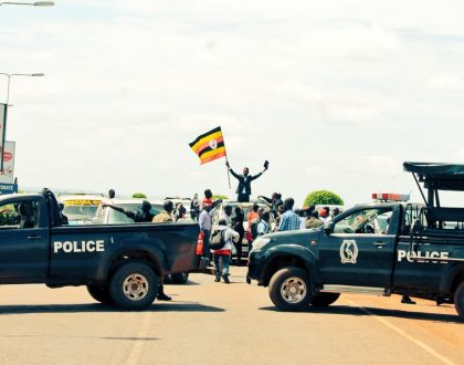 Hon Kyagulanyi- Bobi Wine Arrested at Entebbe Airport