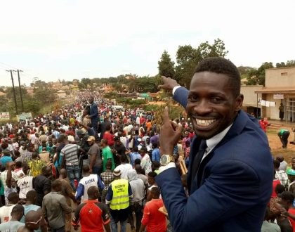 """I shall never sell my soul to the devil"" Bobi Wine Responds to the Ban of His Concerts."
