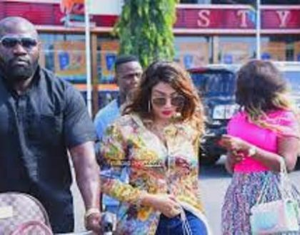 Zari is living the Kardashian Dream in Tanzania