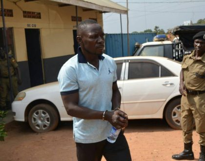 Kampala's Notorious Armed Robber, Paddy Sserunjogi Arrested