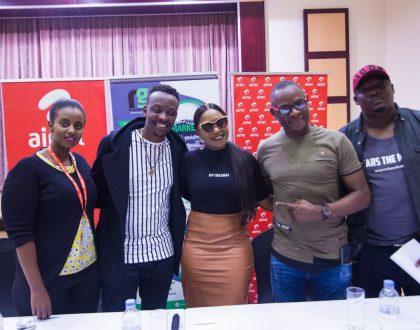 Irene Ntale in Kigali Rwanda For Kigali Jazz Junction
