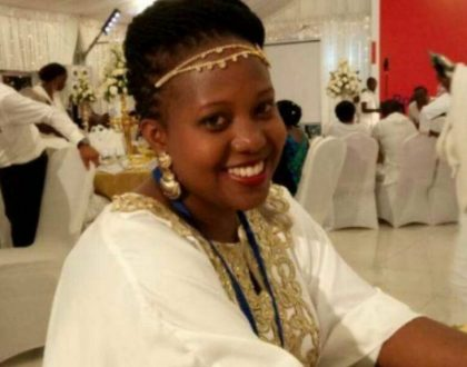 SK Mbuga driver jailed in connection to Susan Magara's Murder