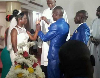 Wedding Bells for Dorcus Inzikuru