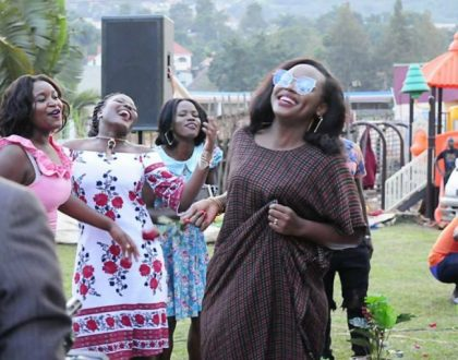Rema Treated to surprise Birthday party