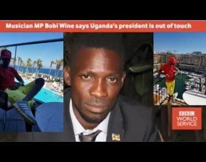 International Media Houses (Aljazeera, BBC) Capture Bobi Wine Story