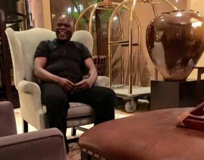 Ivan Semwanga elder Brother found dead in South Africa hotel