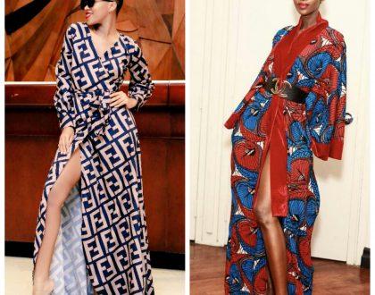 Who wore it Better? Sheila Gashumba vs Judith Heard