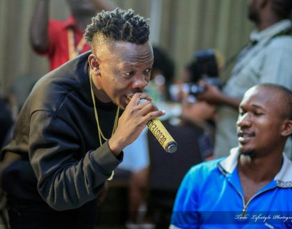 """Geosteady and chosen Becky bring out the chemistry in """"Ebisembayo"""""""