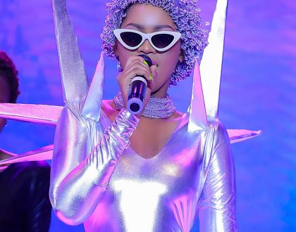 Spice Diana Becoming Uganda's Lady Gaga?