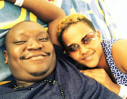 Comedian Patrick Idringo Salvado Proposes to Long time Girlfriend