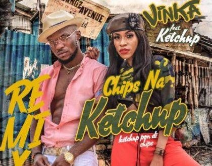 "(Video) Vinka collaborates with Ketchup on ""chips na ketchup"" remix"