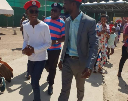 "Bobi wine hits back at haters in ""Fiscal policy"""