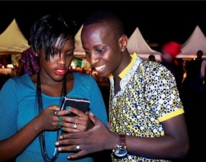 MC KATS shamelesly humiliates Fille on stage on Valentines