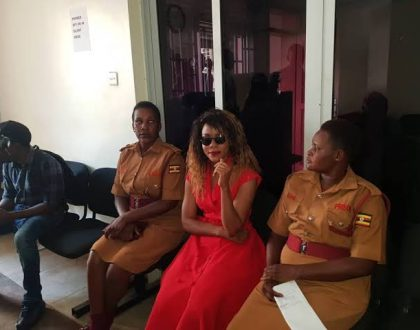 SK Mbuga's wife denied bail in fraud case