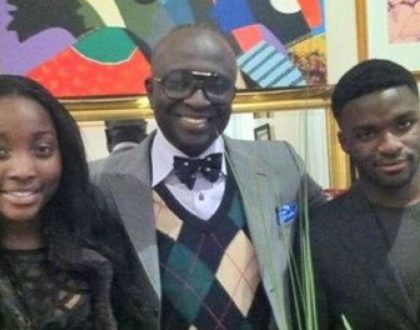 Photos: KKD With His Children