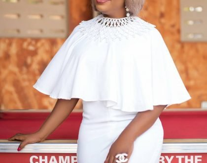 These Photos Just Prove That Afia Schwarzenegger Is Way Gorgeous In White