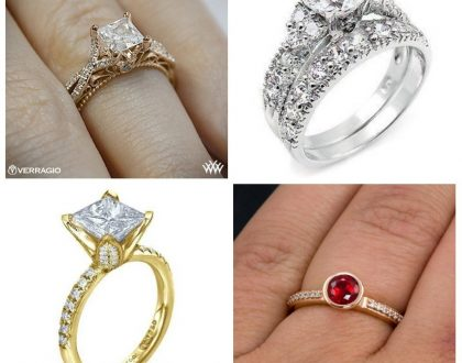 6 Types Of Engagement Rings Every Woman Must Know About