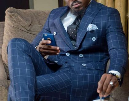 (Photos) TooSweet Annan Proves He's Style Goals
