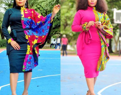 Photos: Checkout These 2018 African Inspired Prints Styles For Your Fridays