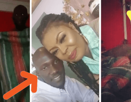 Video: Afia Schwar Finally Exposes Mysterious Man She Was Caught In Bed With In Her Cheating Scandal