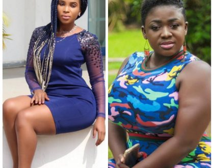 Benedicta Gafah Debunks Rumours Of 'Beef' Between She And Her Colleague, Tracey Boaky