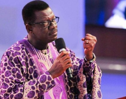 Stop Wasting Your Youthful Days On 'Old Men' - Mensah Otabil Admonishes Ghanaian Ladies
