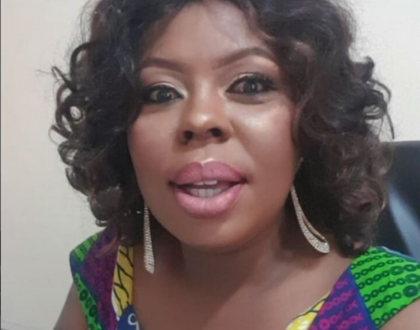 """Lack of Vocabs"" Caused Moesha To Flop In The Amanpour Interview – Afia Schwarzenegger"