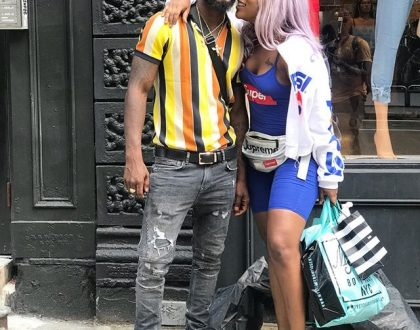 Efia Odo Releases New Photos On Vacation With Boyfriend