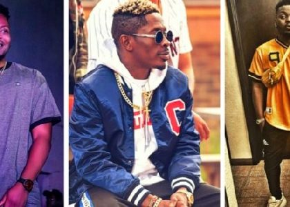 Olamide Shares Excitement Over New Shatta Wale Song