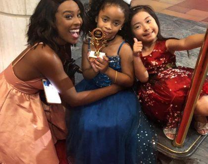 5-Year-Old Swiss-Ghanaian Actress Wins Hollywood Award